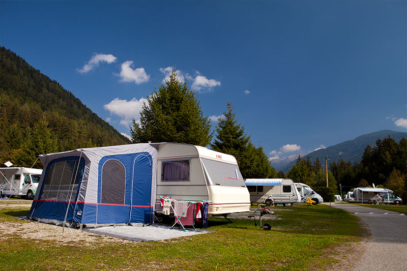 slider image Corones Camping, Residence, Chalets